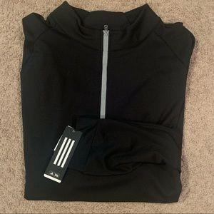 Men's Adidas Zip Front Pullover